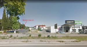 Hémisphère-Biocoop - Parking Pinède